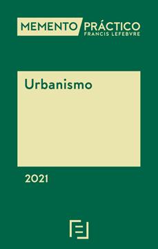 Imagen de Memento Práctico Urbanismo 2020