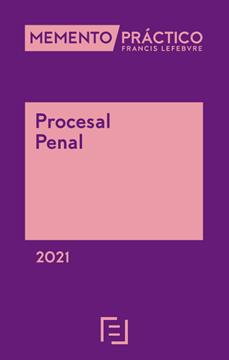 Imagen de Memento Práctico Procesal Penal 2021