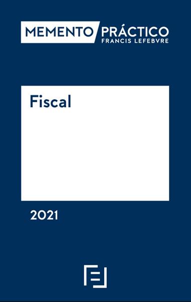 Imagen de Memento Práctico Fiscal 2021