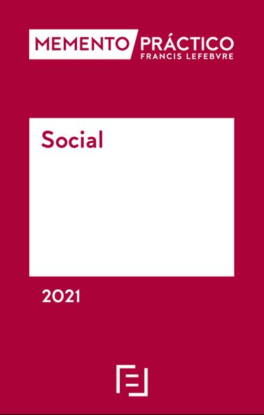 Imagen de Memento Práctico Social 2021