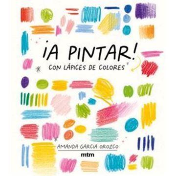"""Imagen de ¡A pintar! """"Con lápices de colores"""""""