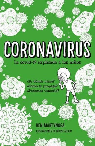 """Imagen de Coronavirus """"La covid-19 explicada a los niños"""""""