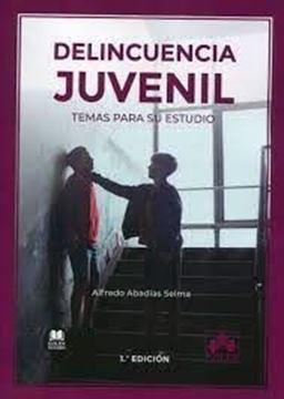 """Imagen de Delincuencia Juvenil, 2021 """"Temas para su Estudio"""""""
