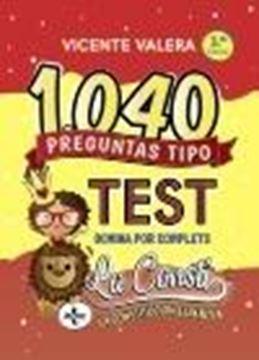 """1040 preguntas tipo test La Consti, 3ª ed, 2020 """"Constitución Española"""""""