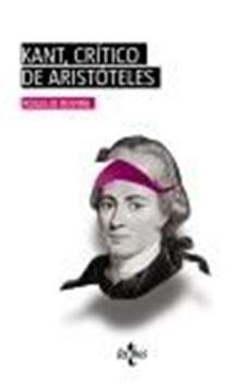 Kant, crítico de Aristóteles