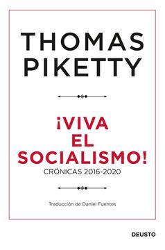 """¡Viva el socialismo!, 2021 """"Crónicas 2016-2020"""""""
