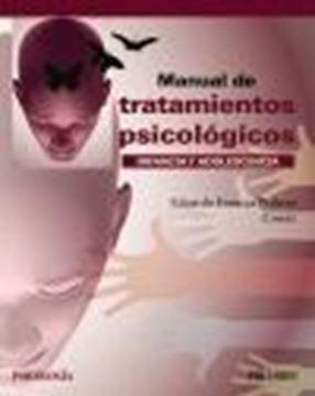 """Manual de tratamientos psicológicos, 2021 """"Infancia y adolescencia"""""""