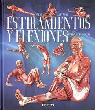 """Estiramientos y flexiones """"Atlas ilustrado"""""""