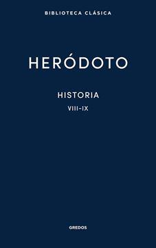 31. Historia. Libros VIII-IX