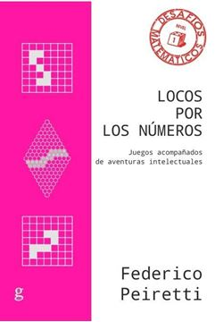 """Locos por los números """"Juegos acompañados de aventuras intelectuales"""""""