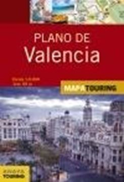 """Plano de Valencia, 2021 """"Escala 1:9.000"""""""