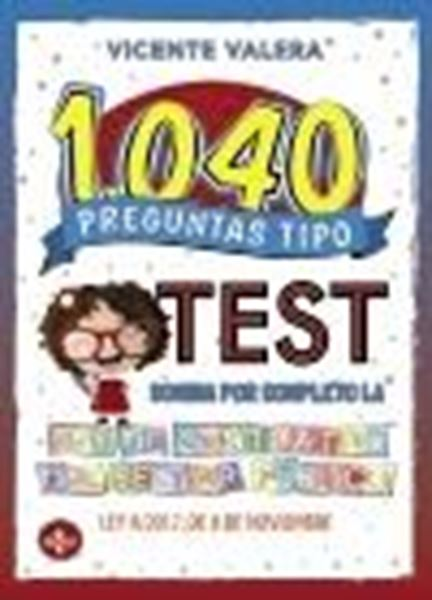 """1040 preguntas tipo test Ley de Contratos del Sector Público, 2021 """"Ley 9/2017, de 8 de noviembre"""""""