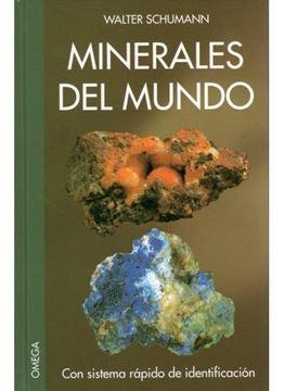 "Minerales del mundo ""con sistema rapido de identificacion"""