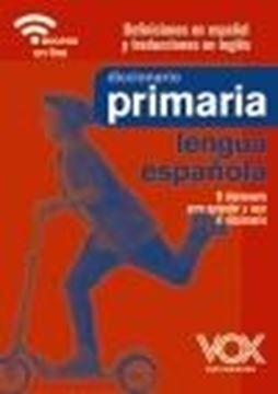 """Diccionario de Primaria de la Lengua Española """"Diccionario para Aprender a Usar el Diccionario.(Acceso On Line)"""""""