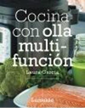 Cocina con olla multifunción