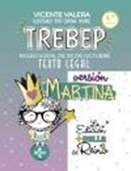 """TREBEP versión Martina, 4ª ed, 2021 """"RDLEG 5/2015, DE 30 DE OCTUBRE. TEXTO LEGAL"""""""