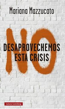 """No desaprovechemos esta crisis """"Lecciones de la COVID-19"""""""
