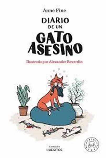 Imagen de Diario de un Gato Asesino