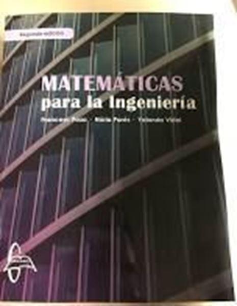 Imagen de Matemáticas para la ingeniería