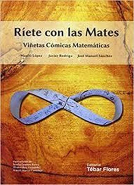 """Imagen de Ríete con las Mates """"Viñetas cómicas matemáticas"""""""
