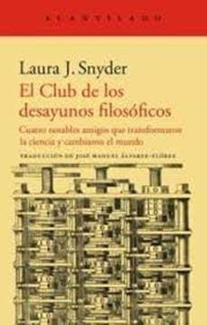 Imagen de Club de los desayunos filosóficos, El, 2021