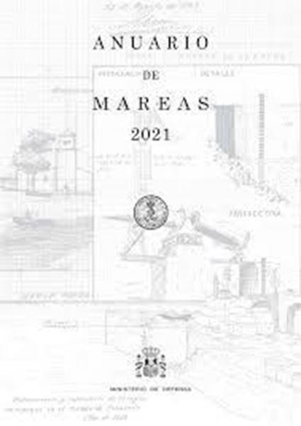 Imagen de Anuario de Mareas 2021