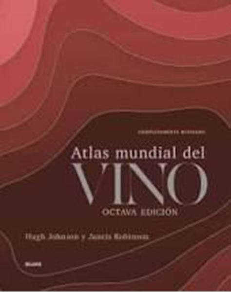 Imagen de Atlas mundial del vino, 8ª Ed, 2021