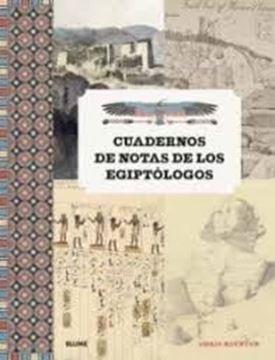 Imagen de Cuadernos de notas de los egiptólogos