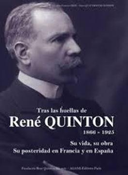 """Imagen de Tras las huellas de René Quinton 1866-1925 """"Su vida, su obra. Su posteridad en Francia y en España"""""""