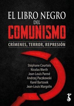 """Libro negro del comunismo """"Crímenes, terror, represión"""""""