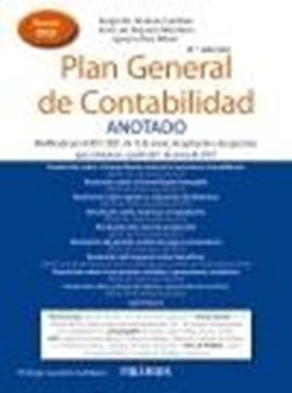 """Plan General de Contabilidad ANOTADO, 8ª ed, 2021 """"Modificado por el RD 1/2021, de 12 de enero, de aplicación a los ejercic"""""""