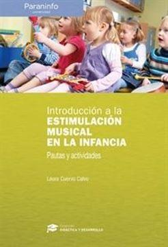 """Introducción a la estimulación musical en la infancia """"Pautas y actividades"""""""