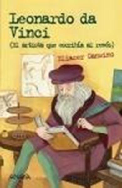 """Leonardo da Vinci """"El artista que escribía al revés"""""""