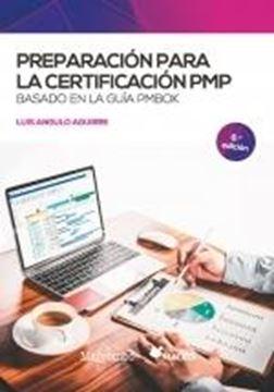 Preparación para la certificación PMP basado en la guía PMBOK, 2021