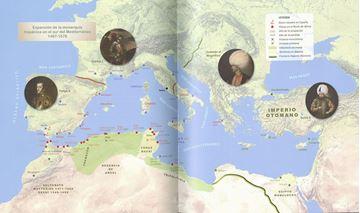 """África española """"Atlas ilustrado"""""""
