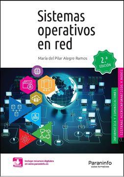 Sistemas operativos en red, 2ª edición 2021