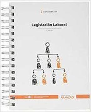 Imagen de Legislación laboral (LeyItBe), 5ª ed, 2021
