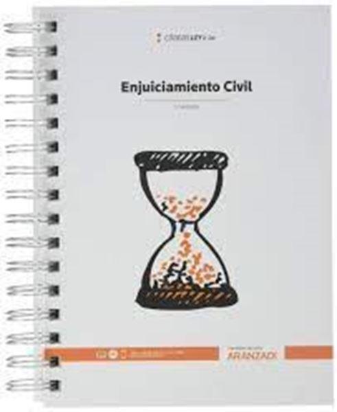 Imagen de Enjuiciamiento Civil (LeyItBe), 4ª ed, 2021