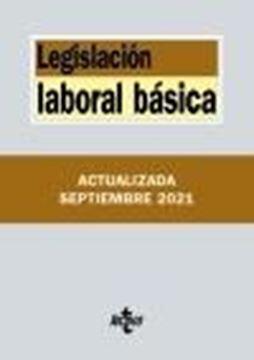 Legislación laboral básica, 14ª ed, 2021