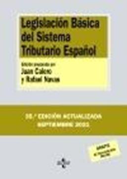 Legislación Básica del Sistema Tributario Español, 35ª ed, 2021