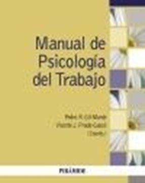Manual de Psicología del Trabajo, 2021