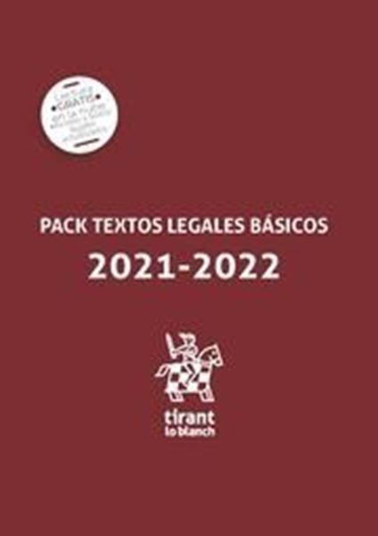 Imagen de Pack textos legales básicos 2021-2022