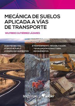 Mecánica de suelos aplicada a vías de transporte