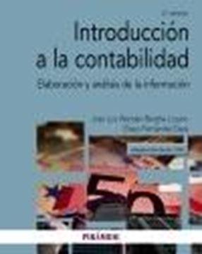 """Introducción a la contabilidad, 3ª ed, 2021 """"Elaboración y análisis de la información"""""""