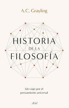 """Historia de la filosofía """"Un viaje por el pensamiento universal"""""""