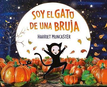 """Soy el gato de una bruja """"Un cuento de Halloween"""""""